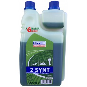 SYNTHETIC OIL BETTER TWO TIMES FOR MIX WITH DOSER LT. 1