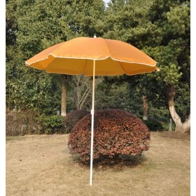 BEACH UMBRELLA IN STEEL MM. 20 CM. 180