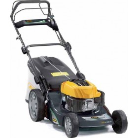 ALPINA LAWN MOWER BLAST POWER TRACTIONED MULCHING 53 LSGK BW