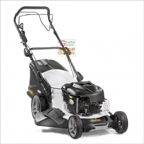 ALPINA LAWN MOWER SELF PROPELLED BURST TRACTION BRIGGS STRATTON
