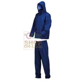 COMPLETE WATERPROOF LLUVIA TG. XL BLUE