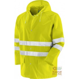 COMPLETE IN NYLON PVC WITH 3M REFLECTIVE BANDS EN 471 COLOR