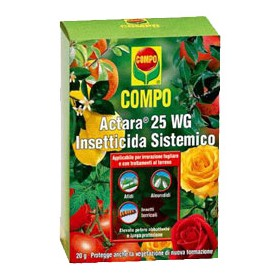 COMPO ACTARA INSECTICIDE AFICIDE GR. 20