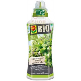 COMPO BIO LIQUID FERTILIZER FOR AROMATIC PLANTS ML. 500