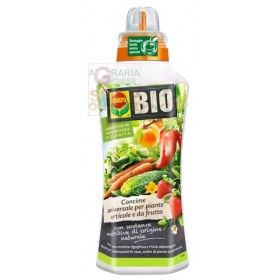 COMPO BIO FORTIGO LIQUID FERTILIZER FOR FRUIT AND ORNAMENTAL HORTICULTURAL PLANTS LT. 1