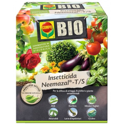 COMPO BIO NEEMAZAL NATURAL INSECTICIDE BASED ON Azadirachtin A