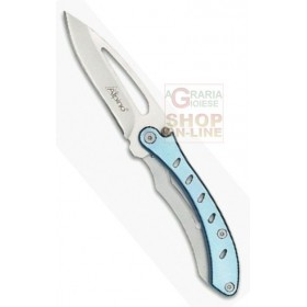 ALPINO FOLDING KNIFE STAINLESS STEEL BLADE CM. 6.5