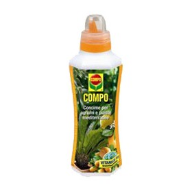 COMPO CITRUS AND MEDITERRANEAN PLANTS FERTILIZER LT. 1