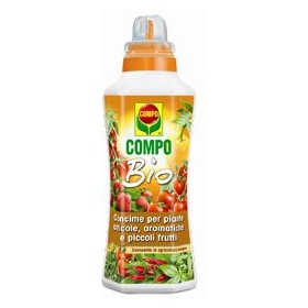 COMPO BIO LIQUID FERTILIZER FOR HORTICULTURAL, AROMATIC PLANTS LT. 1