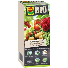 COMPO CONSERVE SC BIO BIOLOGICAL INSECTICIDE BASED ON SPINOSAD ML. 75