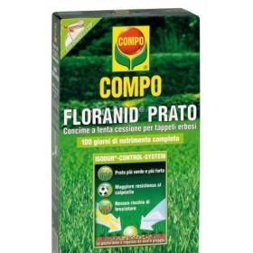 COMPO FLORANID LAWN FERTILIZER FOR LAWN CARPETS KG. 3
