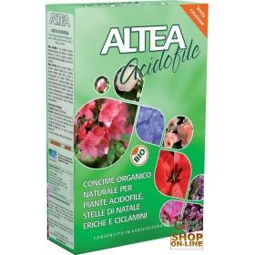 ALTEA ACIDOFILE CONCIME ORGANICO PER ACIDOFILE GRANULARE PKG. 1