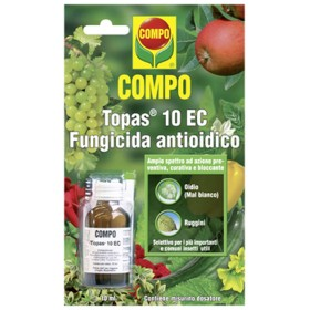 COMPO TOPAS ANTIOID FUNGICIDE BASED ON PENCONAZOLE ML. 10