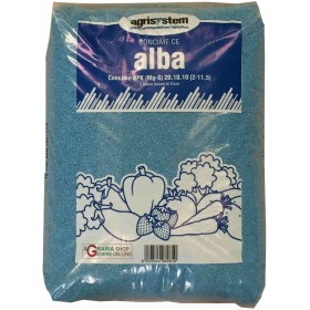 COMPLEX FERTILIZER ALBA DIAMANT NPK 20.10.10 WITH MICROELEMENTS kg. 25