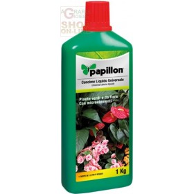 UNIVERSAL LIQUID FERTILIZER FOR FLOWER PLANTS WITH