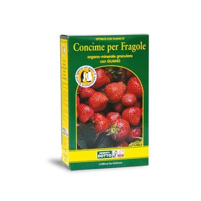 CONCIME OPTIMUS CON GUANO FRAGOLE GRANULARE E KG.5