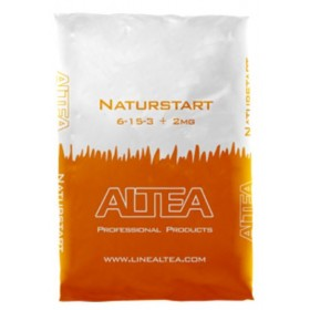 Crumbled organic fertilizer Altea Naturstart kg. 20