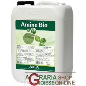 ALTEA AMINE BIO 3.0 LIQUID NITROGEN ORGANIC FERTILIZER ALLOWED IN ORGANIC AGRICULTURE LT. 5