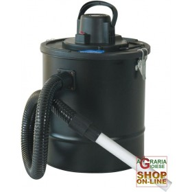CONCORD VACUUM BIN FOR PELLET STOVES AND FIREPLACES 1200 WATT ELECTRIC LT. 20