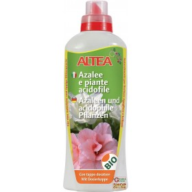 ALTEA AZALEE AND ACIFDOFILE PLANTS ORGANIC LIQUID FERTILIZER