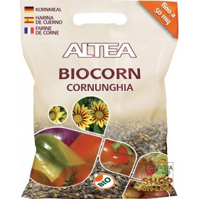 ALTEA BIOCORN NATURAL CORNUNGHIA IN FLAKES kg. 2.5