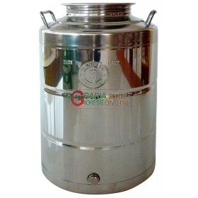 STAINLESS STEEL CONTAINER FOR HEAVY TYPE FOOD WITH WELDED