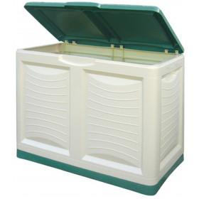 Bama Mettutto multipurpose container lt. 200 moss green color cm. 78x45x64h.