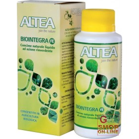 ALTEA BIOINTEGRA-Fe NATURAL LIQUID SUPPLEMENT WITH IRON BOTTLE 200g