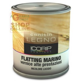 CONTIN SATIN MARINE WOOD FLATING HIGH PERFORMANCE COLORLESS ML. 375