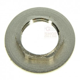 CHROME RING NUT FOR BALL VALVES IN. 1/2