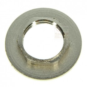 CHROME RING NUT FOR BALL VALVES IN. 3/4