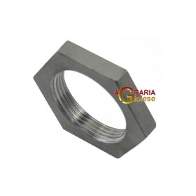 NUT IN STAINLESS STEEL AISI 316 3/4 INCH.
