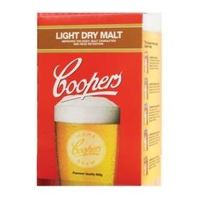 COOPERS INTENSIFIER LIGHT DRY MALT