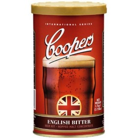 COOPERS MALT FOR BEER ENGLISH BITTER