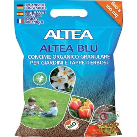 ALTEA BLU 5-5-8 + 2Mg ORGANIC FERTILIZER CRUMBLED WITH GUANO KG. 4.5