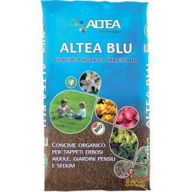 ALTEA BLU 5-5-8 + 2Mg CRUMBLED ORGANIC FERTILIZER KG. 9