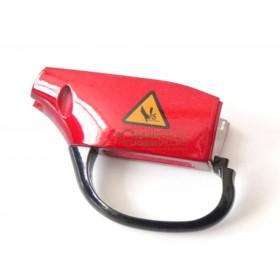 Copercio copri grilletto in lega di magnesio di ricambio per forbice a batteria Saphir