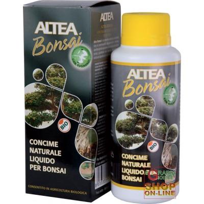 ALTEA BONSAI LIQUID ORGANIC FERTILIZER FOR BONSAI 300g
