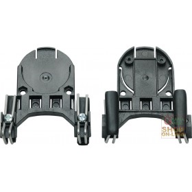 PAIR OF UNIVERSAL ADAPTER FOR HELMET HEADSET