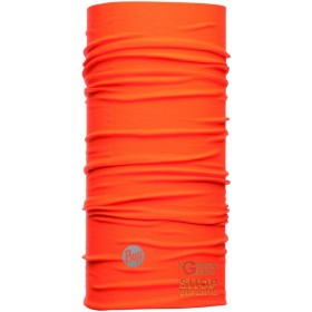 MULTIFUNCTION HEAD IN THERMOLITE® FABRIC COLOR ORANGE FLUORESCENT ONE SIZE