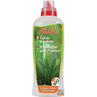 ALTEA CYCAS AND PALMS NATURAL LIQUID FERTILIZER FOR CYCAS AND