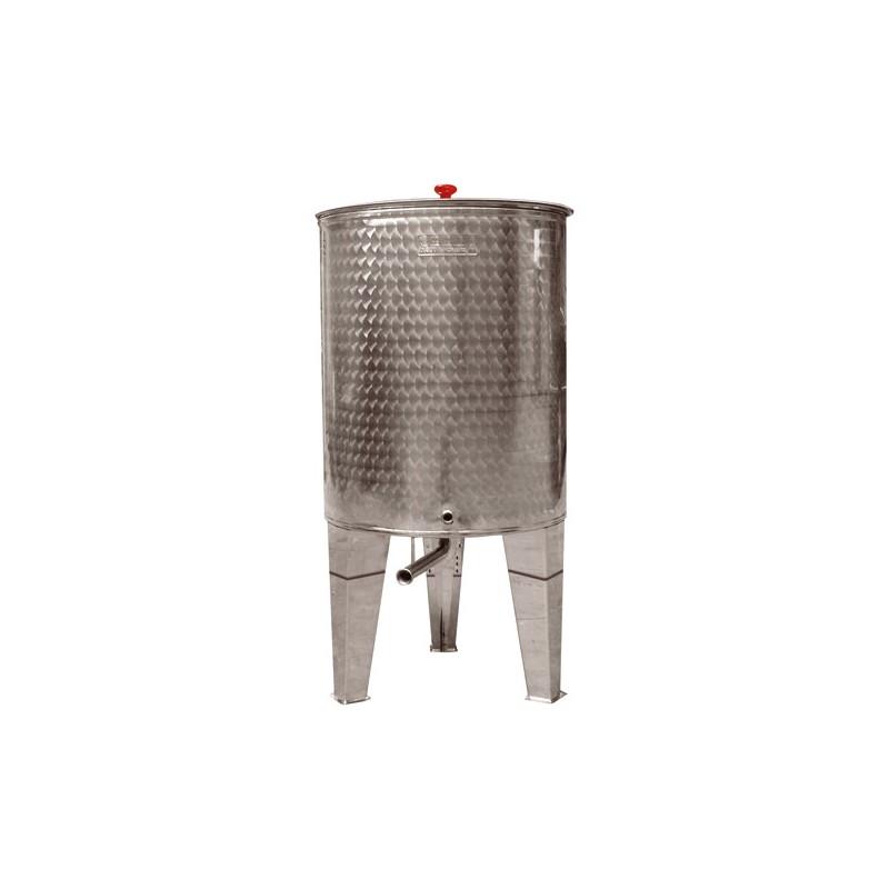 Contenitori per olio in acciaio inox