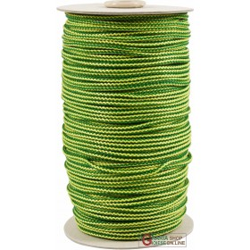 POLYPROPYLENE CABLE MM. 3 YELLOW GREEN SUITABLE AS FISHING