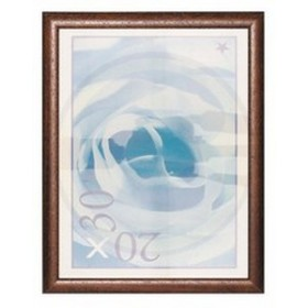 FRAME FOR PAINTINGS MORESCO 2004 B WALNUT CM. 24X30