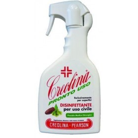CREOLINA PEARSON DISINFETTANTE PRONTO USO SPRAY ML. 700