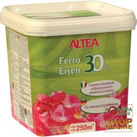 ALTEA FERRO SULFATE 30% Kg 5