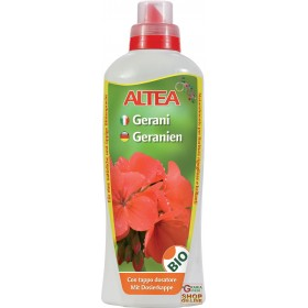ALTEA GERANI LIQUID ORGANIC LIQUID FERTILIZER FOR GERANI 1 Kg