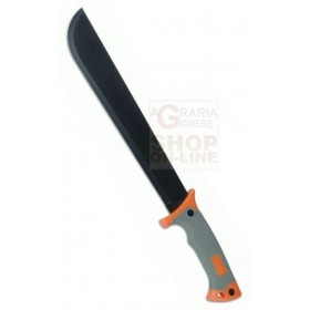 CROSSNAR MACHETE CON MANICO IN ABS BICOLORE LAMA BRUNITA CON