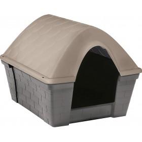 Cuccia per cani in plastica resistente Casa Felice Media