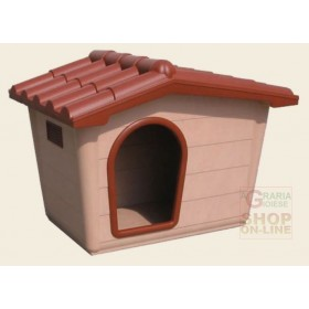 KENNEL FOR DOGS IN POLYPROPYLENE SPRINT MINI CM. 60 X 50 X 41H